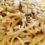 Pasta con salsa de champiñones